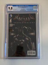Batman Arkham Knight #1 Gamestop Exclusive CGC 9.8 🔥Only 4 on Census