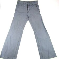 G-Star Originals Raw Mens Jeans Straight S.C. Alcatraz Size 30 x 32