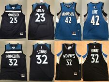 Minnesota Timberwolves Butler Towns Love Jerseys