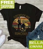 FREESHIPPING Stevie Nicks Fleetwood Mac Rumours T-Shirt Vintage T Shirt