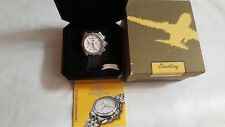 Breitling Crosswind Special A44355 BIG DATE. 43.7mm SS Case. Box & Papers