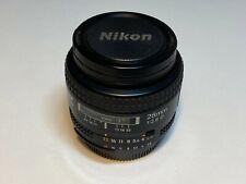 Nikon AF Nikkor 28mm f 2.8 D Lens