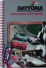 1998 DAYTONA INTERNATIONAL SPEEDWAY MEDIA GUIDE