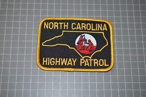 North Carolina Highway Patrol Patch (B11)