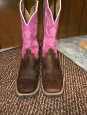 Ariat® Ladies  Pink PrimeTime Boots