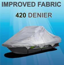 420D UV Reflective Jet Ski Cover Bombardier Sea Doo GTI w/ Touring seat Towable