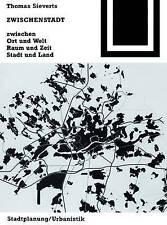 NEW Zwischenstadt (Bauwelt Fundamente) (German Edition) by Thomas Sieverts