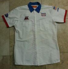 Alan Kulwicki AK Racing/Purolator Shop Shirt Size Large