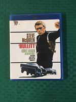 Bullitt - Blu Ray - Steve McQueen