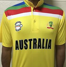 07489bbb8f5 Australia and India Retro T-shirt- 1992 cricket World Cup style