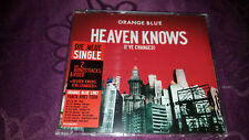 Orange Blue/Heaven knows-IVe Changed-MAXI CD