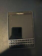 Used Blackberry Passport (Sqw100-3) 32Gb Gsm Unlocked Smartphone