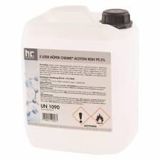 5 Liter Aceton rein 99,5% Reiniger Entfetter Verdünner