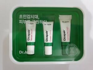 Dr+ JART  Cicapair Deluxe™ 3-Step Sample Kit