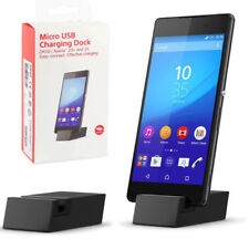Charging Dock Stand Charger for DK52 Sony Xperia Z3+ Z4 Dual E6533 Neo SO-03G