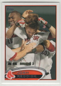 2012 Topps Baseball Boston Red Sox Team Set Series 1 2 and Update