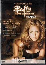 BUFFY Saison 2  Episodes 17-18-19-20  -  Edition Atlas DVD 8  -  NEUF