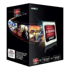 NUOVO AMD APU a6 - 6400k 3.9ghz Socket fm2 Trinity processore dual core della CPU Fan Inc