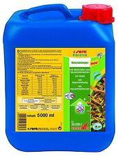 sera florena 5000 ml Flüssiger Basisdünger für prächtige Wasserpflanzen