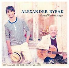 CD Alexander RYBAK, visa Vid vindens ängar, Eurovision