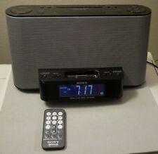 Sony ICF-CS10iP iPod/iPhone Speaker 30-pin Dock Very Good Condition