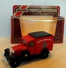 MATCHBOX Models of Yesteryear Y-22 1930 FORD MODEL A VAN CANADA POST Issue 1