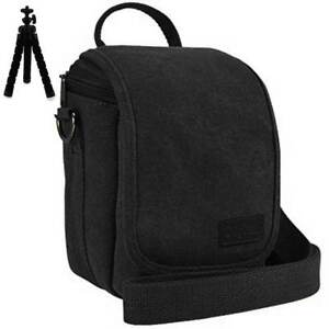 Camera Case bag for Panasonic Lumix GX9 GX85 GX80 LX100 M2 (12-32mm)