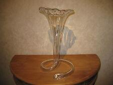 LAURA ITALY *NEW* Vase 40cm transparent