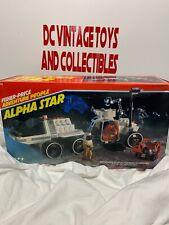 Vintage 1983 Fisher Price Adventure People ALPHA STAR playset  MISB sealed