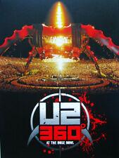 2 DVD  U2 – U2360° At The Rose Bowl USA 2010 SEALED