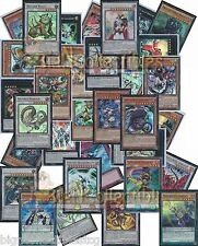 Yu-Gi-Oh! *10* Cards Pack All Holo Super Ultra Secret Rares No Duplicates