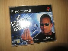 PLAYSTATION 2 -  WWF SMACKDOWN JUST BRING IT (PAL Version) demo