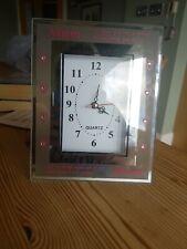 Mirrored Clock For Mum