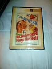 MR. BELVEDERE RINGS THE BELL, NEW FOX CINEMA ARCHIVES DVD 1 FREE SHIPPING USA