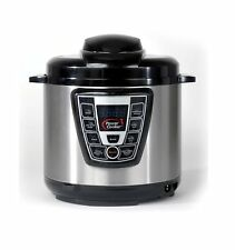 Power Cooker Pro - Digital Electric Pressure Cooker and Canner 6 Quart As Seen