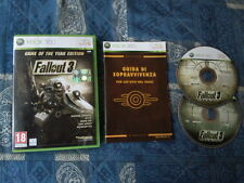 XBOX 360 : FALLOUT 3 : GAME OF THE YEAR EDITION - Completo, ITA ! Tutti i DLC