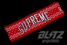 Supreme New Era Arc Logo Headband Red Fw17 2017 Christmas