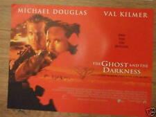 Drama 1990s Original UK Mini Film Posters