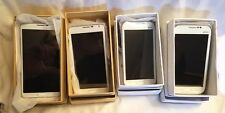 Lot of 4 Unlocked GSM Android Untested Cell Phones SmartPhones ~ NEW OLD STOCK 4