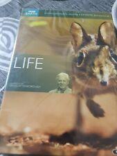David Attenborough:LIFE Extraordinary Animals Extreme Behaviour DVD New Sealed