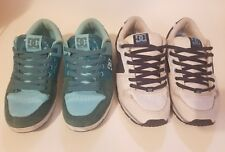 Lot of DC Skate Shoes Women's Size 8. ALIAS running style & MANTECA 2