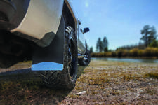 Husky Liners Universal Mud Flaps Splash Guard For Ram 2011-2017 1500