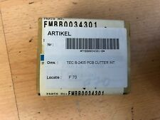 TOSHIBA TEC FMBB 0034301 Cut I/F PC board ASA 'Y. Tec b-2405