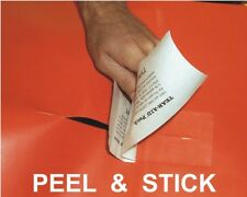 """INFLATABLE BOAT REPAIR PATCH 6"""" x12"""" Zodiac Tender Raft Dinghy Tear Aid *Type A*"""