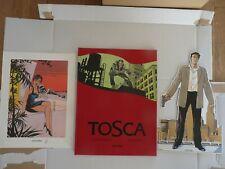 Tosca T1 (TT) - L'âge du sang + sérigraphie + silhouette - TT