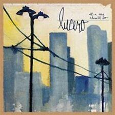 All a Man Should Do by Lucero (CD, Sep-2015, ATO (USA))