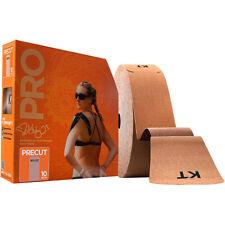 """KT Tape Pro Jumbo 10"""" Precut Kinesiology Sports Roll - 150 Strips - Beige"""
