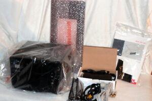 *Barco ASD MCM-400 II V2 R9898508* Galaxy 4K exter.Warping Box Beamer Projektor
