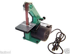 "1"" X 30"" BELT SANDER 1/3 HP TOP BENCH SANDING POWER TOOL 3400 RPM"