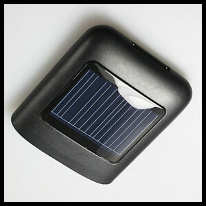 black Solar Charger Power Station for Apple iPhone 4 / 4s